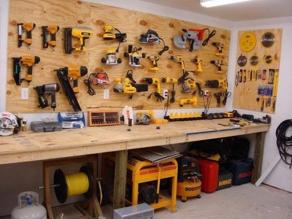 Organize Garage Workshop  garage workshop organization ideas Google Search …