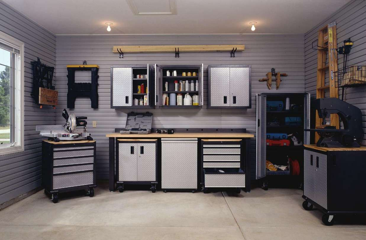 Organize Garage Workshop  Particularly Practically Pretty Pinning Project Pinsperation