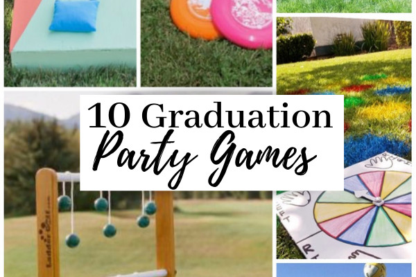 Outdoor Graduation Party Game Ideas  10 Graduation Party Games Perfect for Outdoor Grad Parties