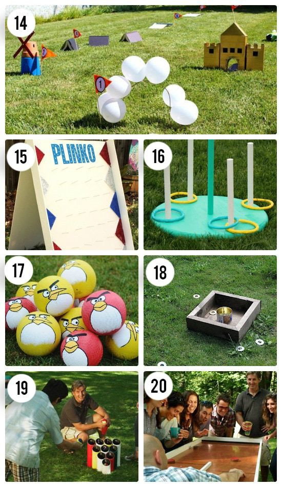 Outdoor Graduation Party Game Ideas  Try These Fun Games For Kids