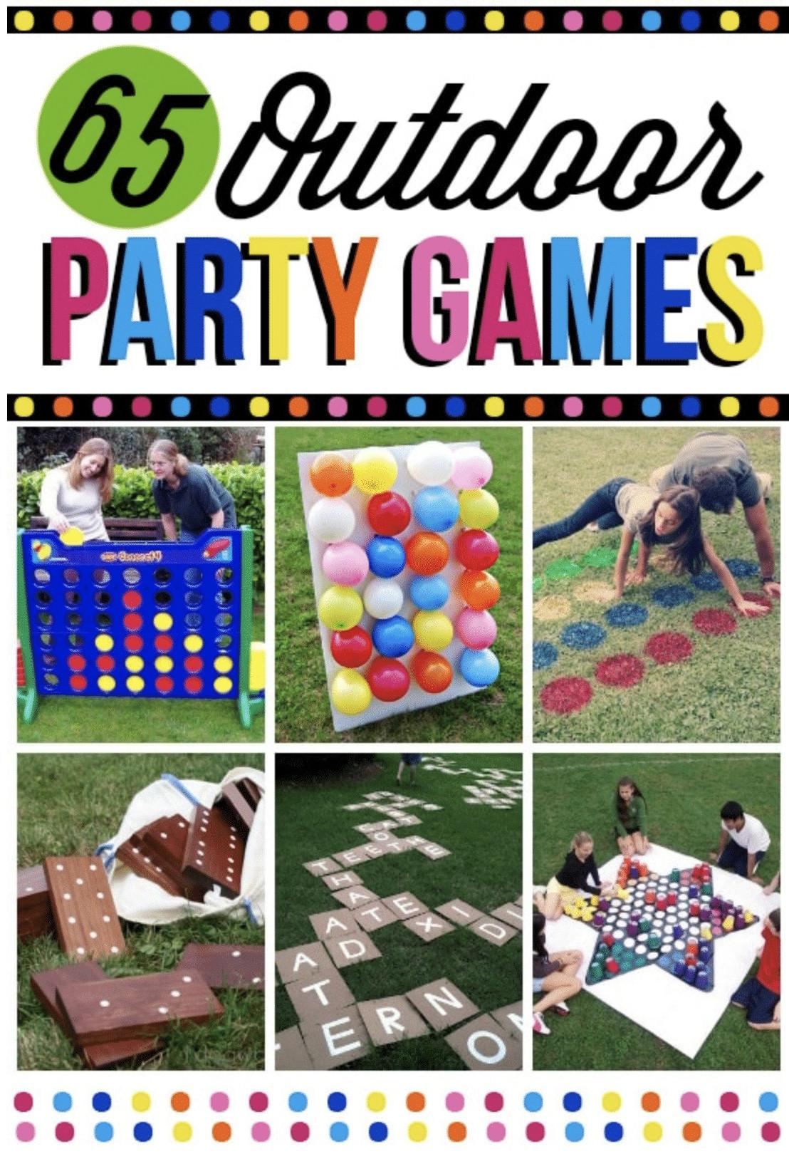Outdoor Graduation Party Game Ideas  18 Memorable Graduation Party Games Everyone Will