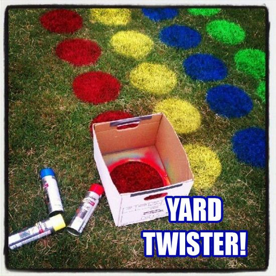 Outdoor Graduation Party Game Ideas  Expressions Graduation Party Ideas