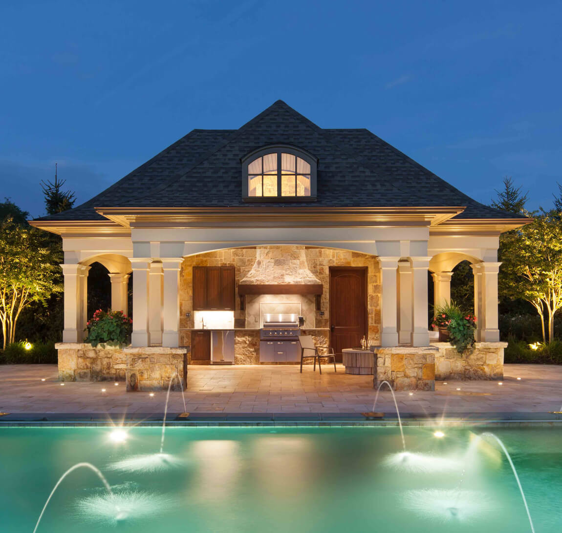 Outdoor Kitchen And Pool  Everything You Need to Know to Plan Your Outdoor Kitchen