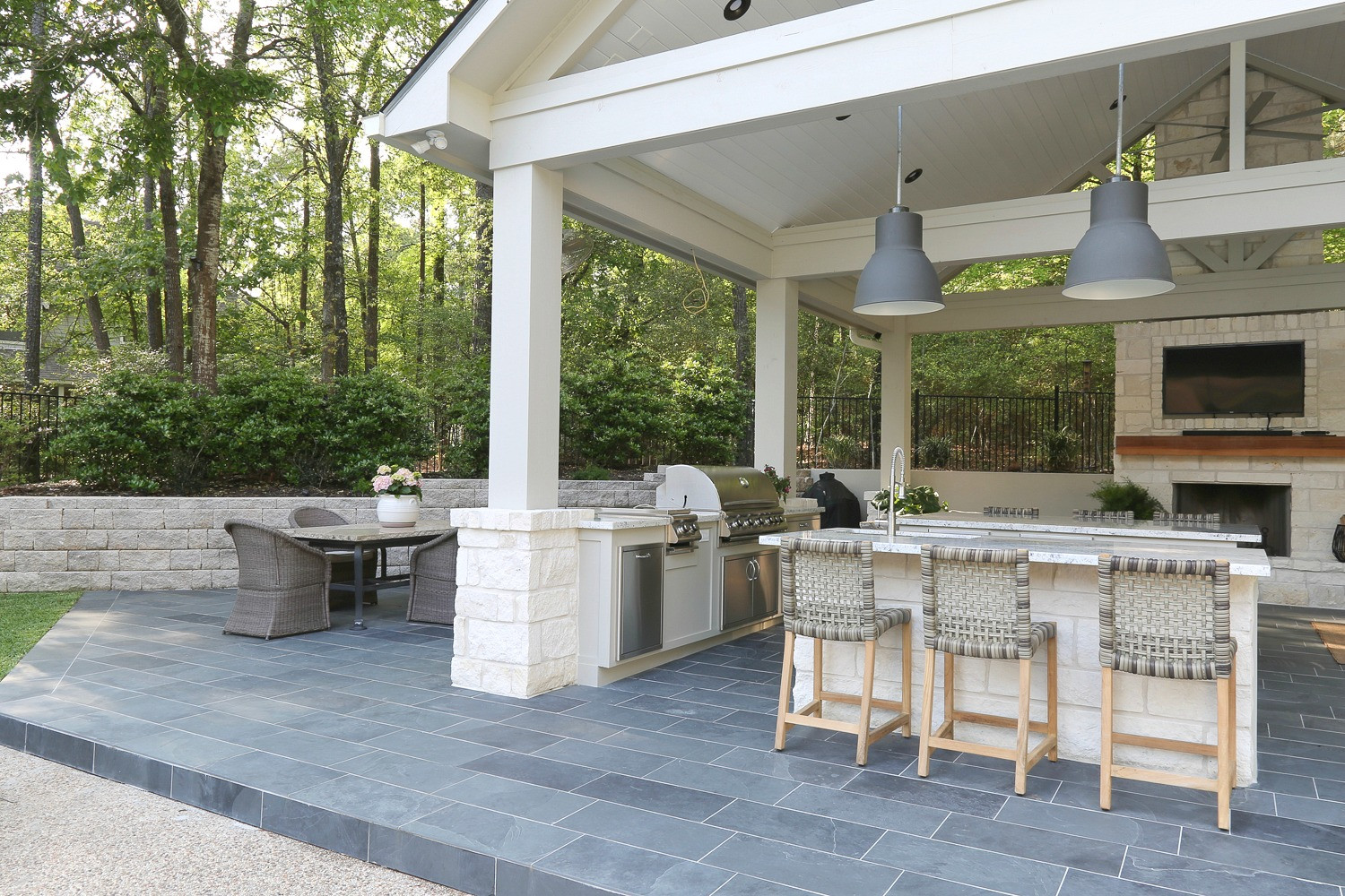Outdoor Kitchen And Pool  Planning an Outdoor Kitchen Where to Start
