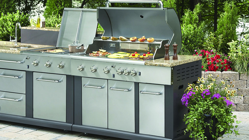 Outdoor Kitchen Lowes  Serve Up the Ultimate Outdoor Kitchen