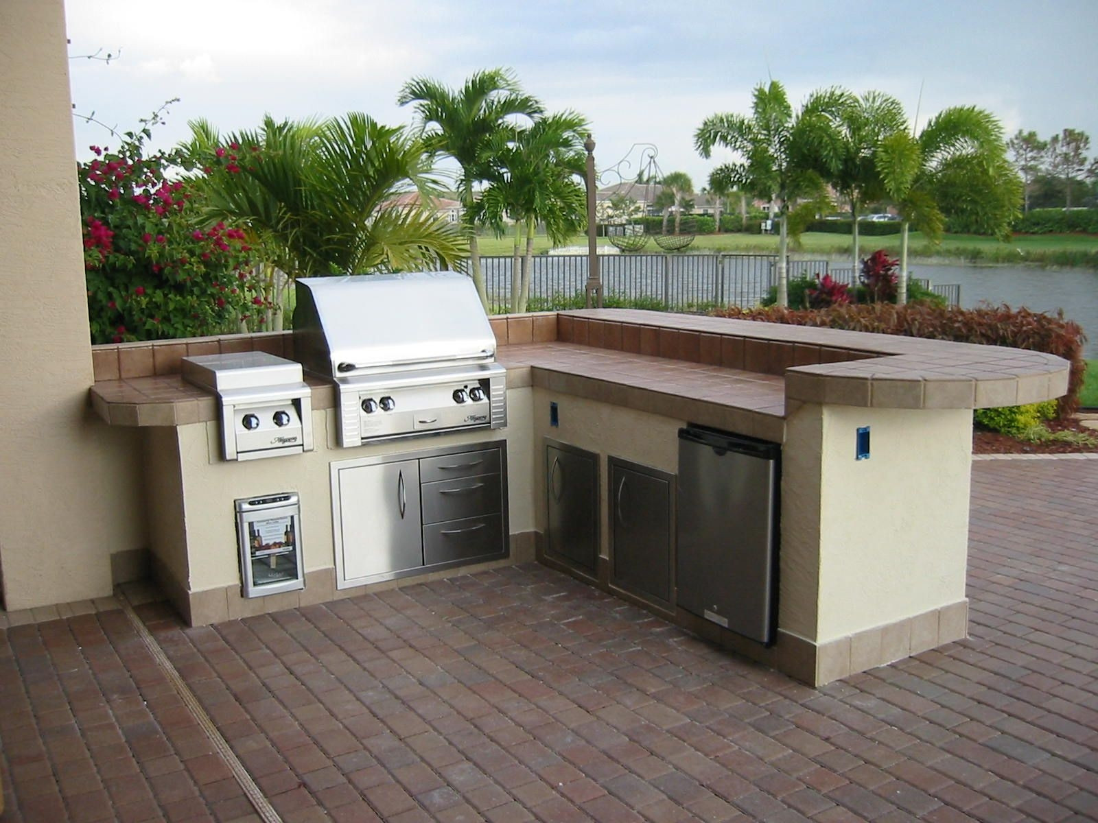 Outdoor Kitchen Lowes  40 Awesome Stove Lowes