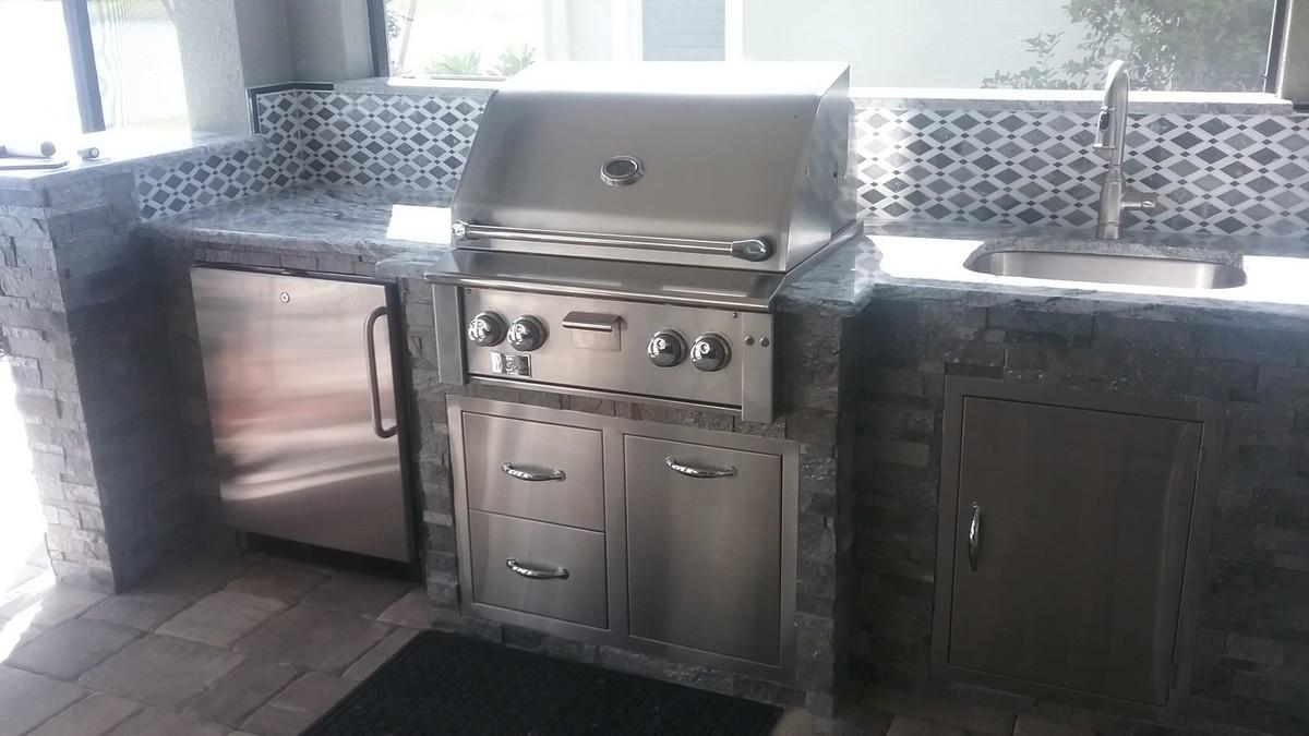 Outdoor Kitchen Naples  Outdoor Kitchens in Fort Myers Naples Estero