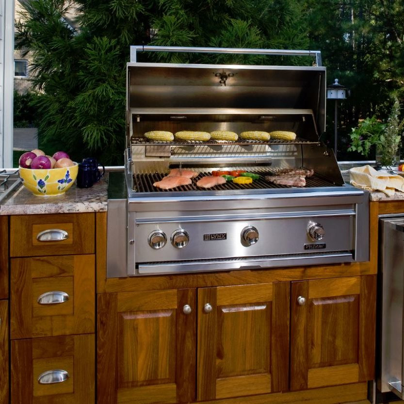 Outdoor Kitchen Naples  Outdoor Kitchen Design and Fabrication