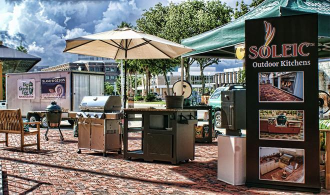 Outdoor Kitchen Naples  Naples Outdoor Kitchens