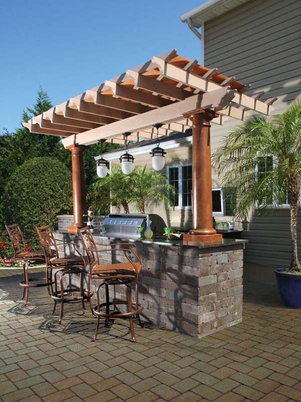 Outdoor Kitchen Omaha  Outdoor kitchen and patio omaha Video and s