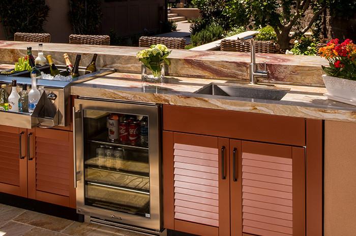 Outdoor Kitchen Sink  Outdoor Kitchen Sink Cabinet