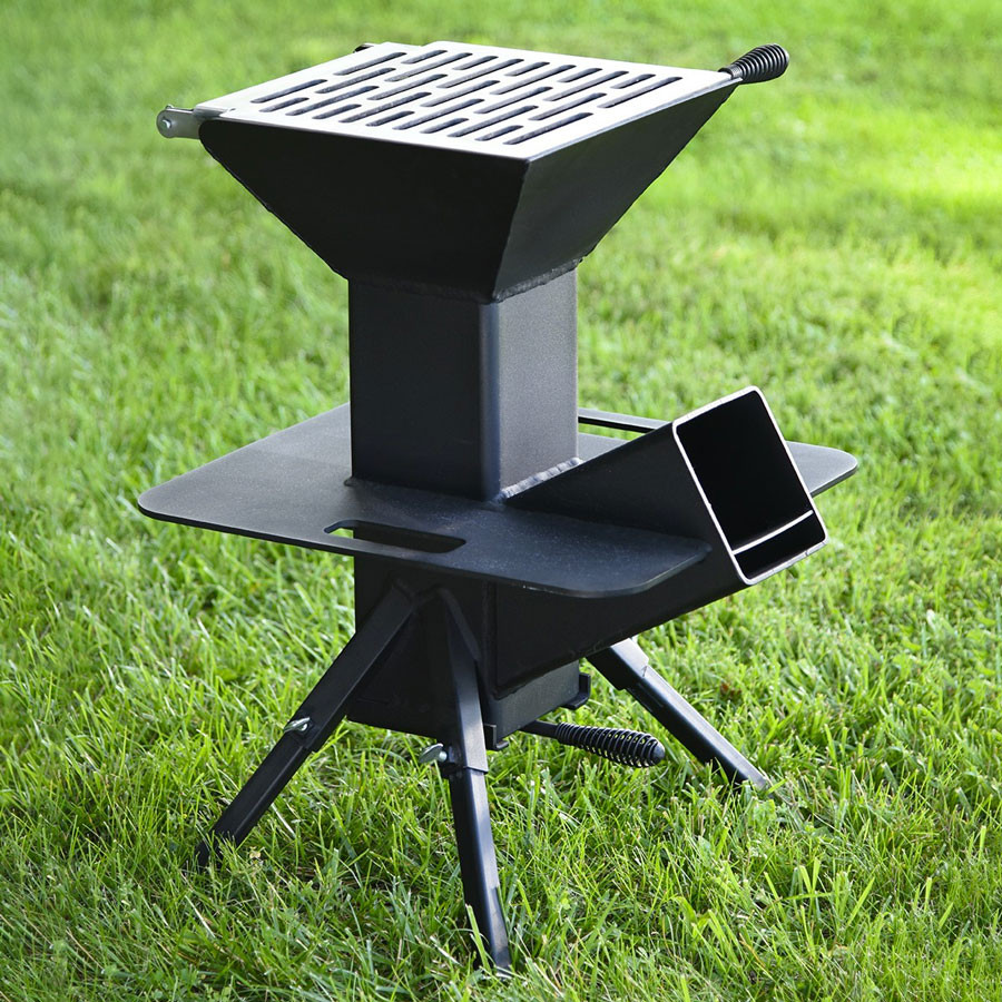 Outdoor Kitchen Stove  Watchman Outdoor Cooking Stove
