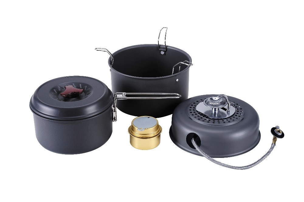 Outdoor Kitchen Stove  Outdoor Cooking Gas Stove Camping Burner Camping Stove