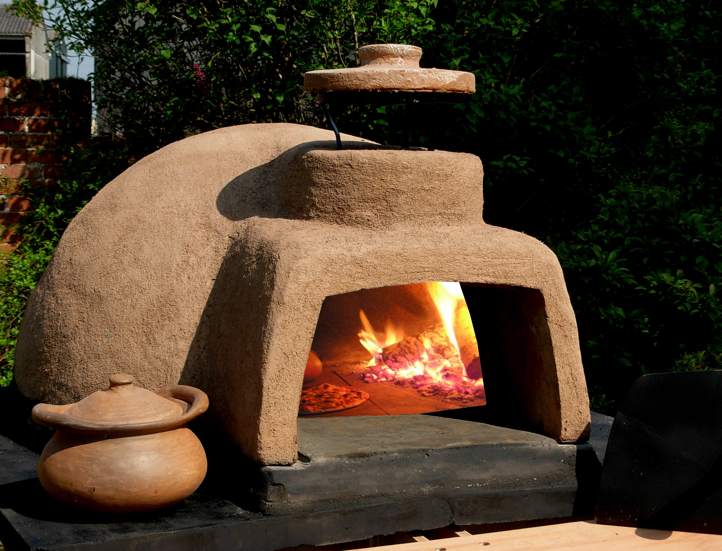 Outdoor Pizza Oven Plans DIY  15 DIY Pizza Oven Plans For Outdoors Backing – The Self