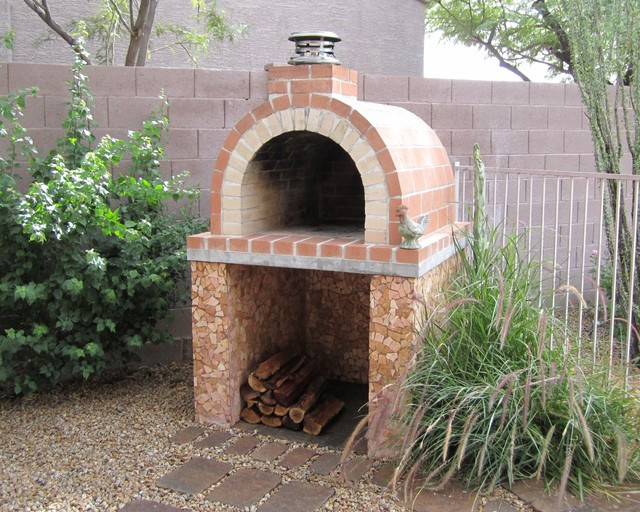 Outdoor Pizza Oven Plans DIY  PDF How to make a brick pizza oven DIY Free Plans Download