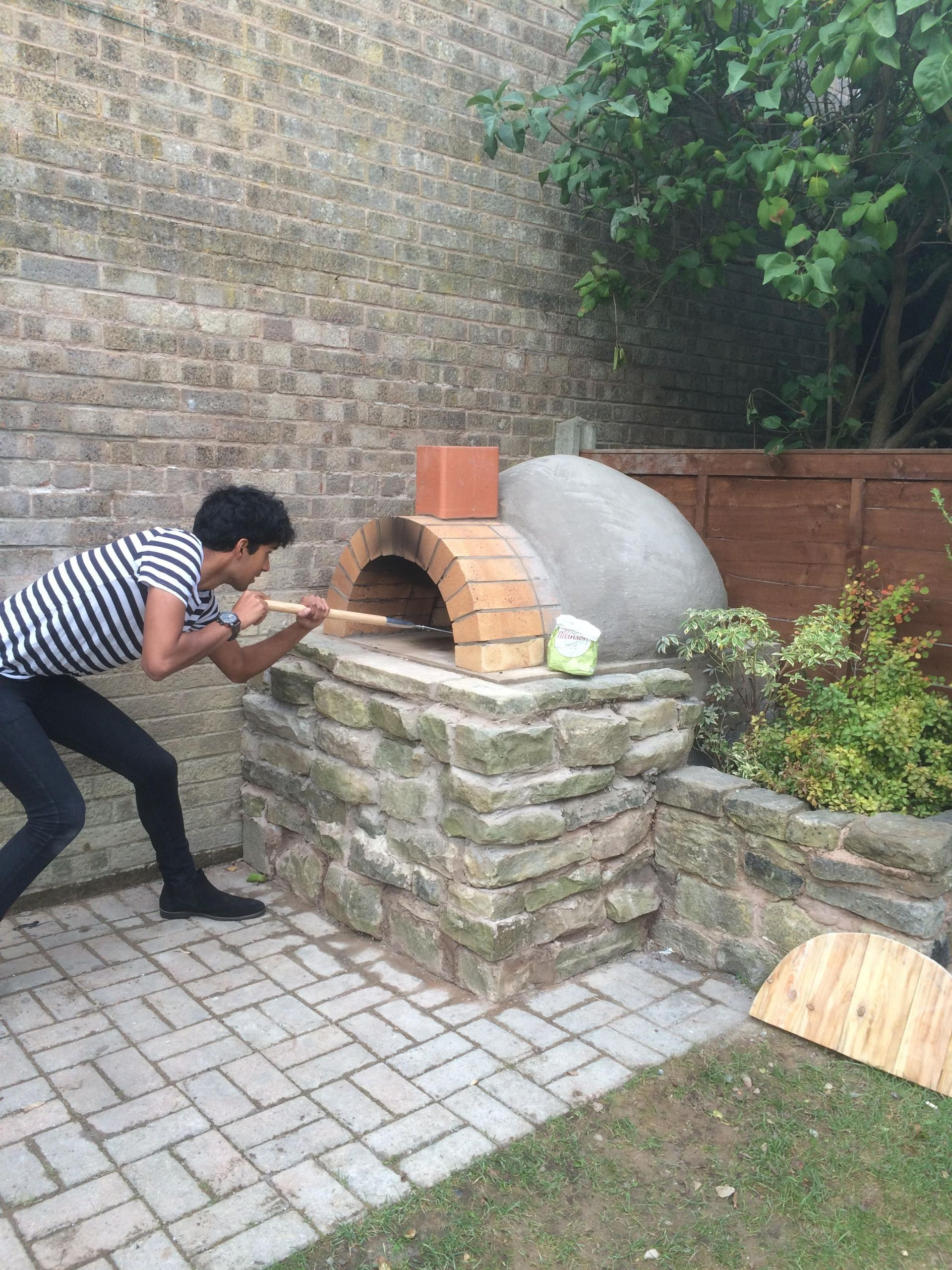 Outdoor Pizza Oven Plans DIY  Steps To Make Best Outdoor Brick Pizza Oven
