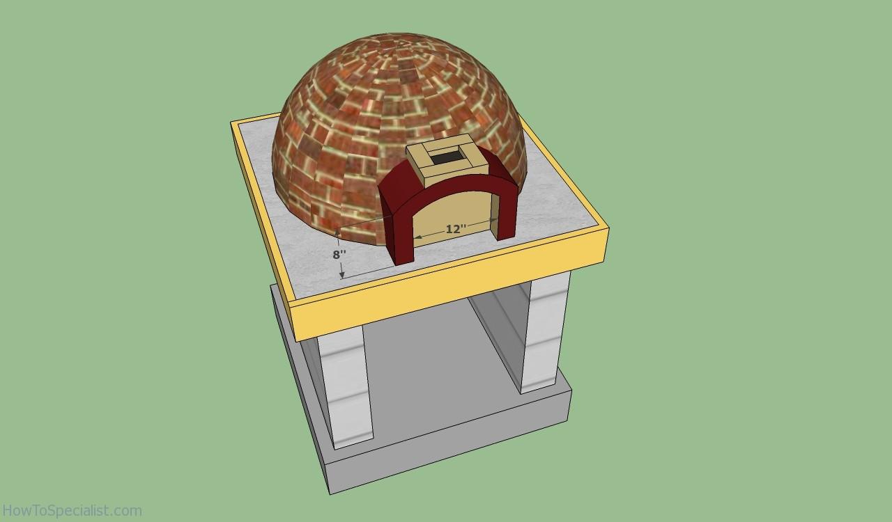 Outdoor Pizza Oven Plans DIY  Woodwork Outdoor Pizza Oven Plans PDF Plans