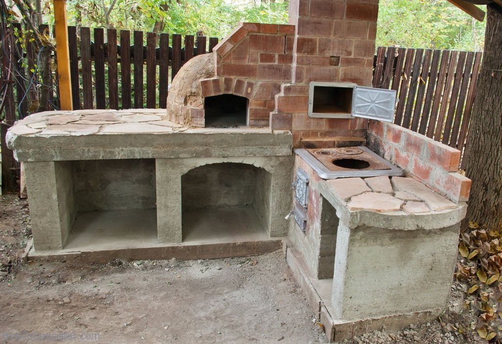 Outdoor Pizza Oven Plans DIY  Pizza oven free plans