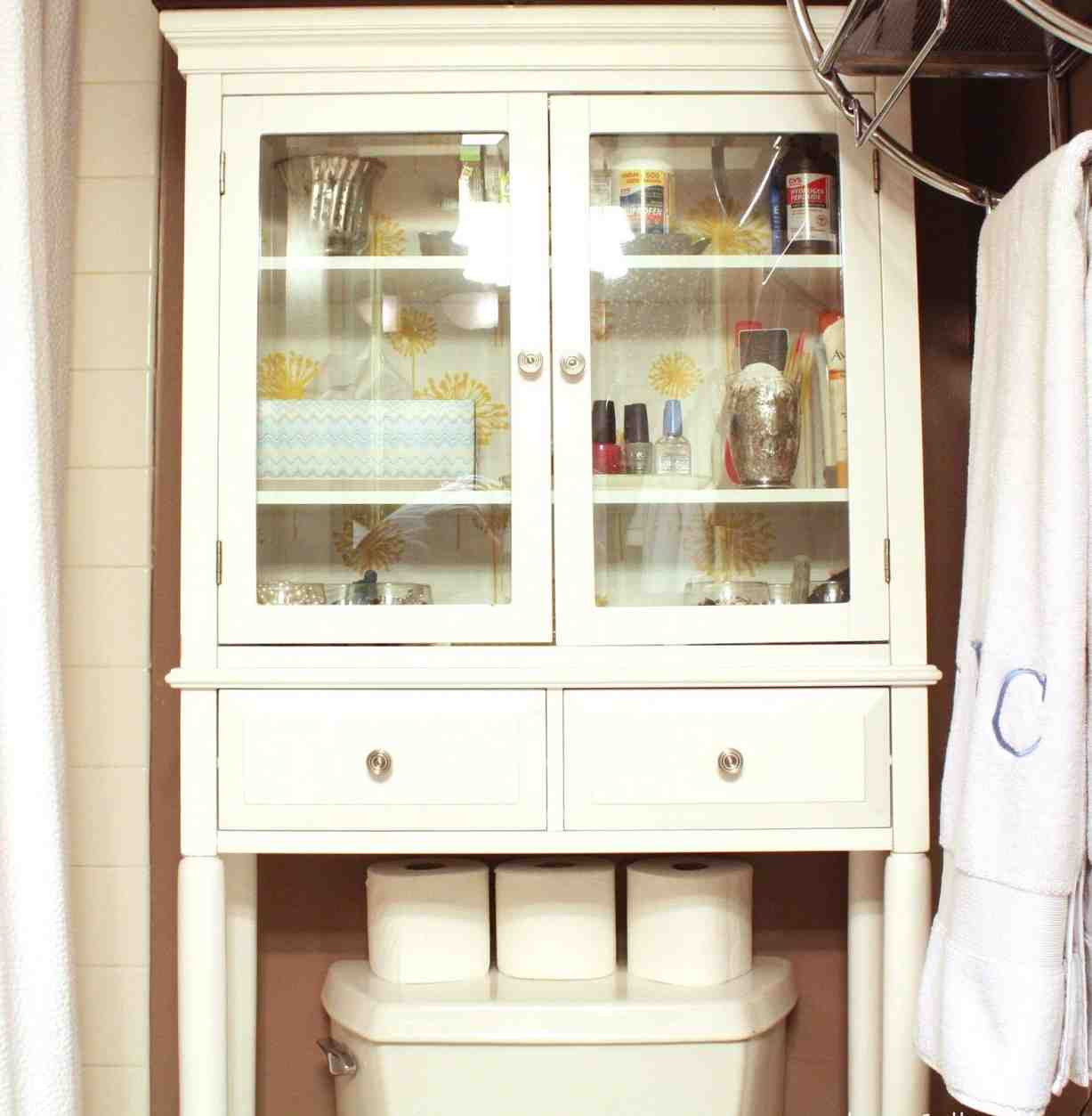 Over The Toilet Bathroom Cabinets  Bathroom Cabinet Toilet Home Furniture Design
