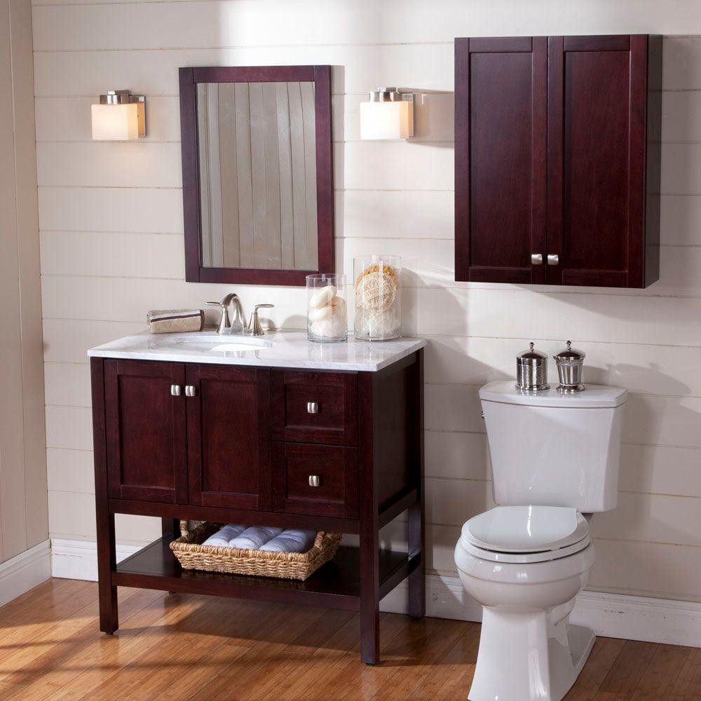 Over The Toilet Bathroom Cabinets  St Paul Sydney 22 in W x 28 in H x 8 in D Over the