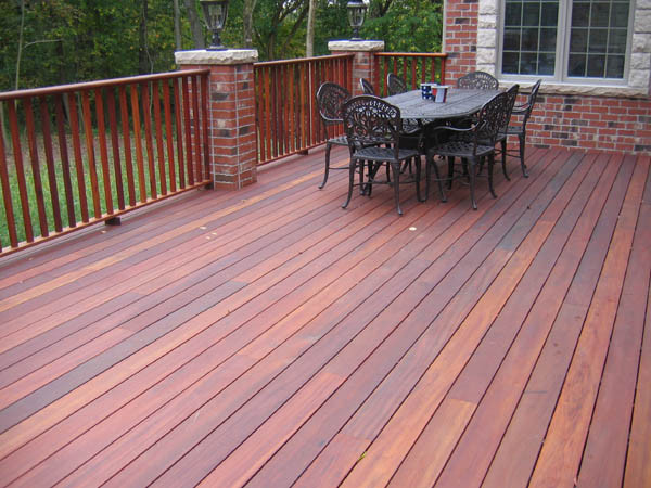 Paint A Deck  How soon can I walk on my freshly painted deck Kennedy