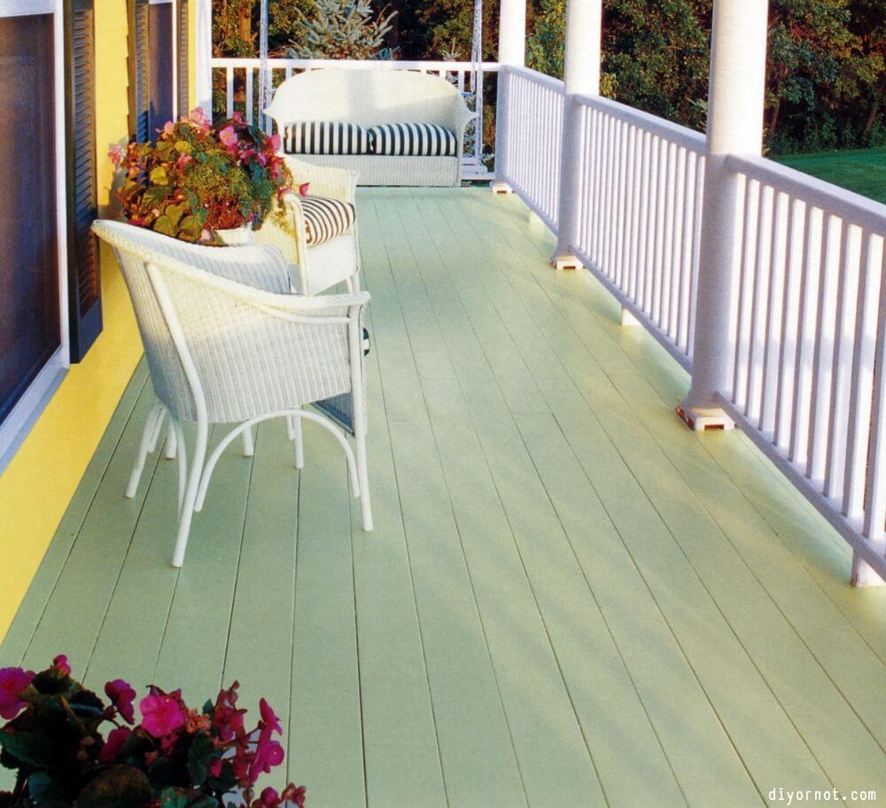 Paint A Deck  Deck Painting Ideas Deck Paint