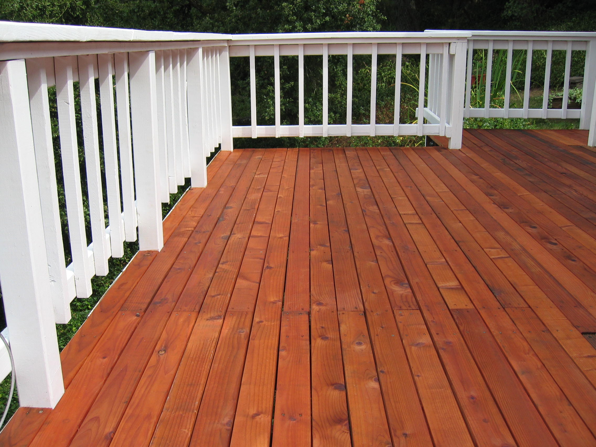 Paint A Deck  Deck Refinishing 101
