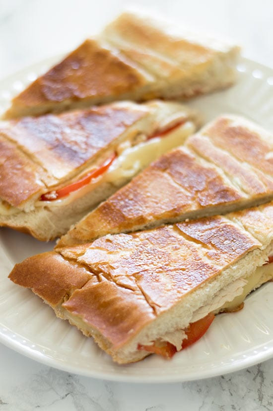 Panini Press Recipes  Easy Homemade Panini Without a Panini Press