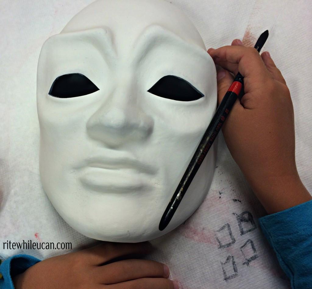 Paper Mache Mask DIY  Paper Mâché Masks