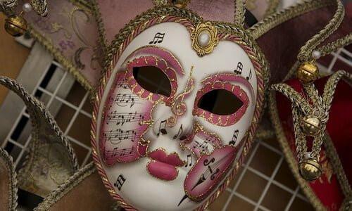 Paper Mache Mask DIY  DIY fun paper mache mask by CraftCorners