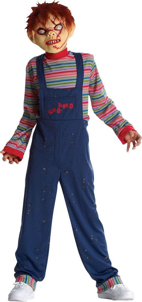 Party City Costumes Kids Boys  Boys Chucky Costume Child s Play Party City