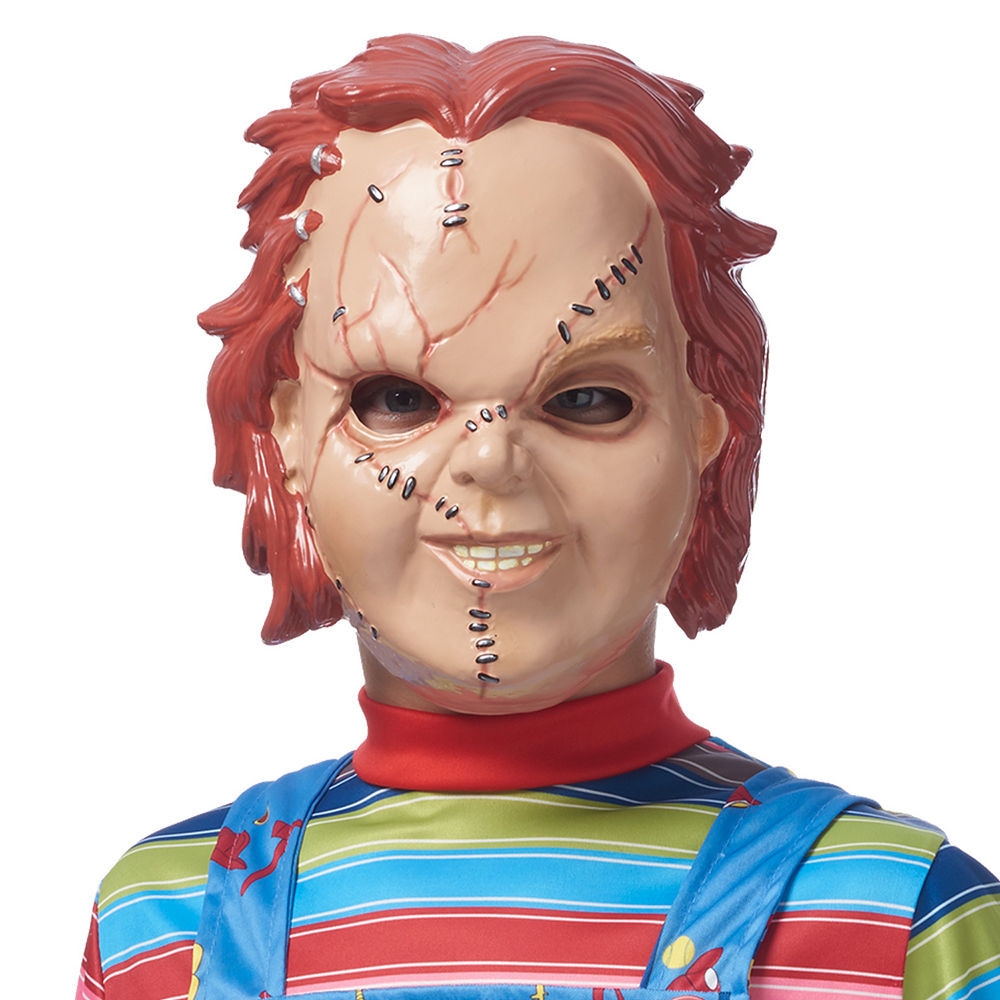 Party City Costumes Kids Boys  Chucky Costume for Kids