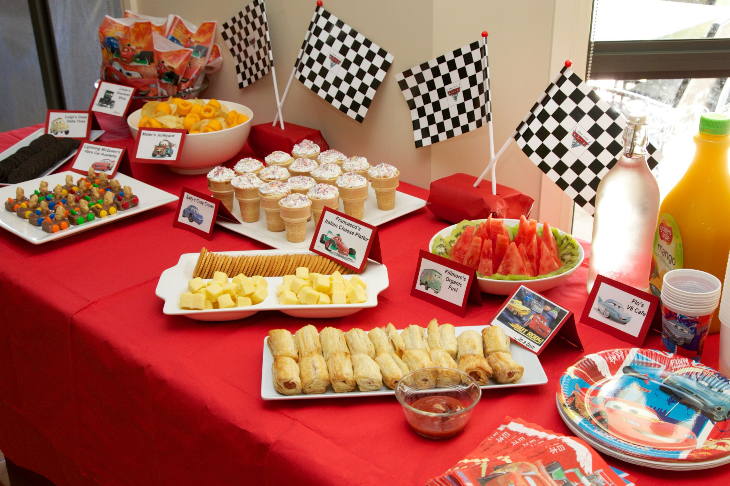 Party Food Ideas For Teenagers  How to throw a BIG kids birthday party on a small bud