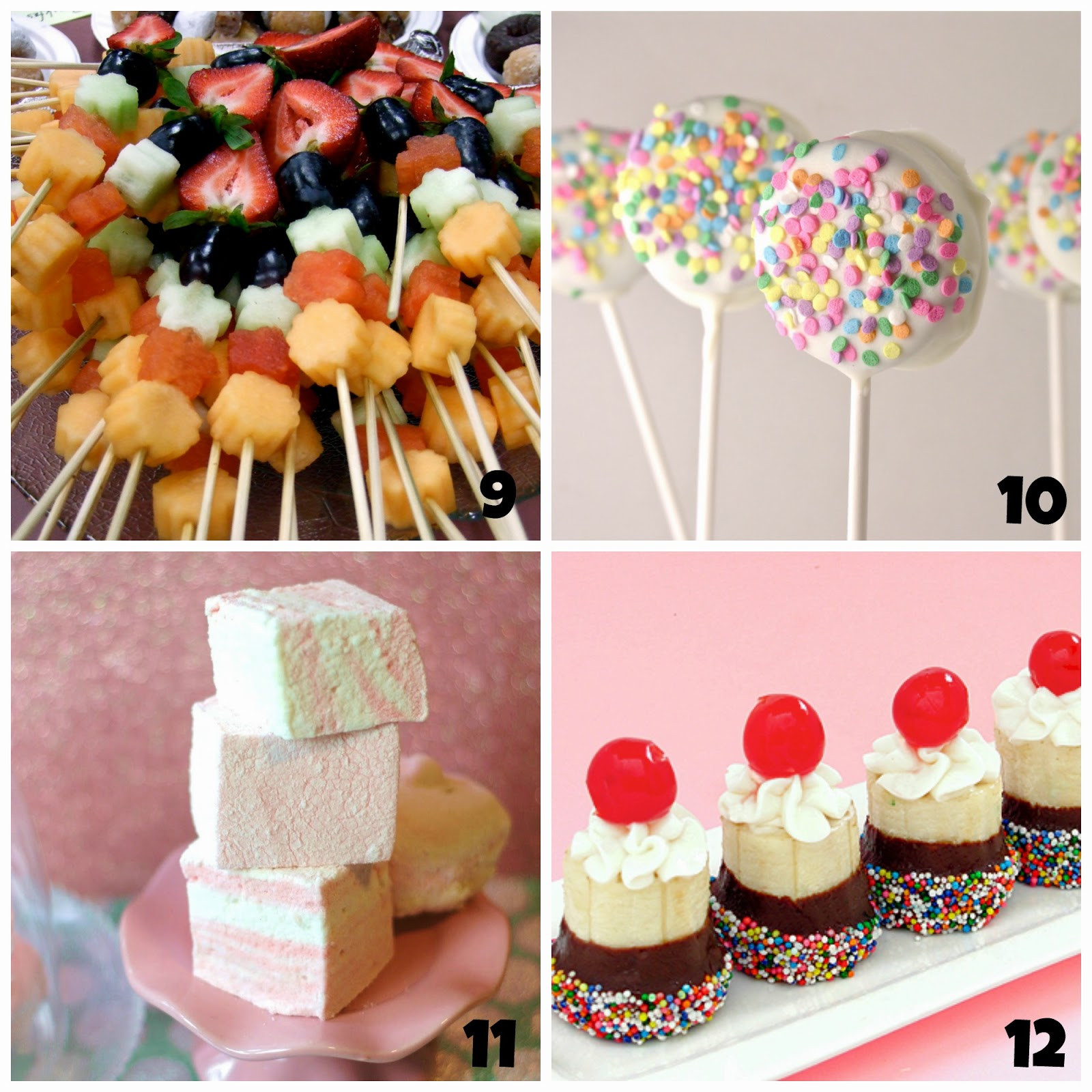 Party Food Ideas For Teenagers  What s 4 Kids Parties 12 Awesome Party Food Ideas