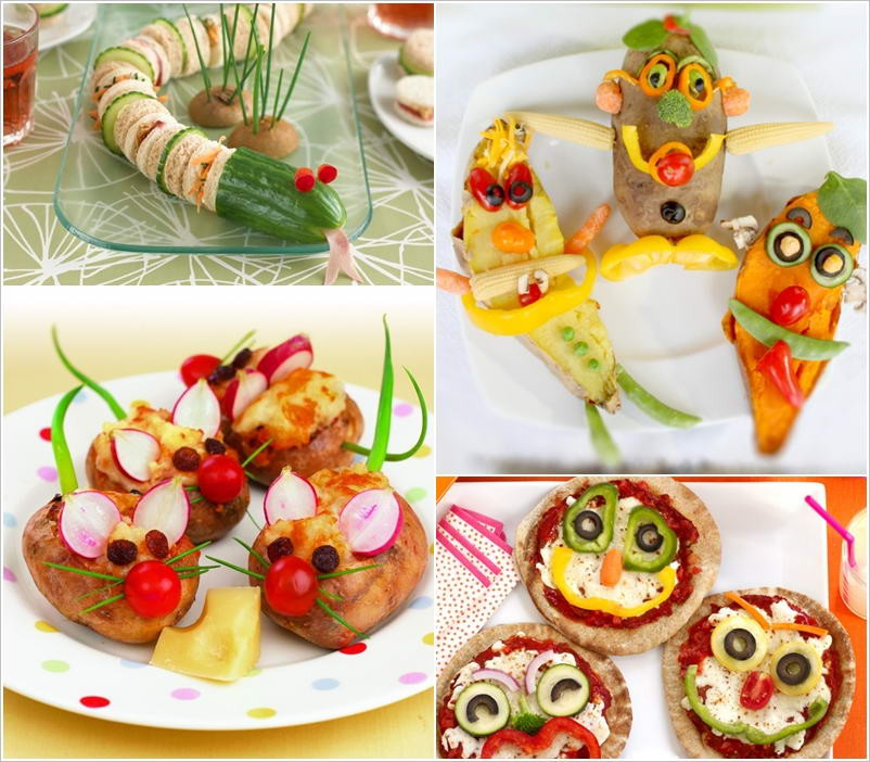 Party Food Ideas For Teenagers  10 Cool and Creative Party Food Ideas for Kids