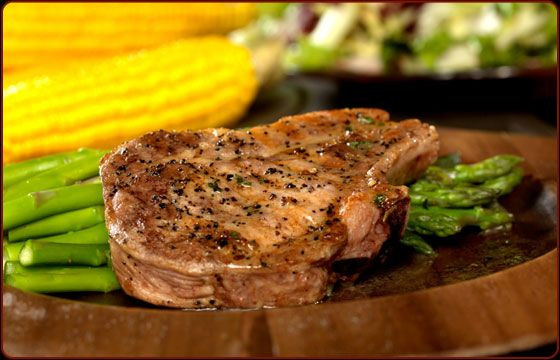 Pellet Grill Pork Chops  Delicious grilled pork chops in 30 minutes with no