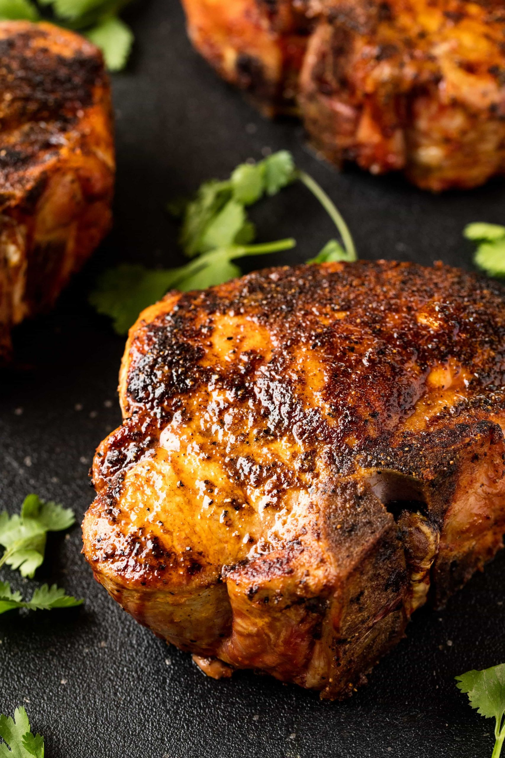 Pellet Grill Pork Chops  Pellet Grill Pork Chop Recipes