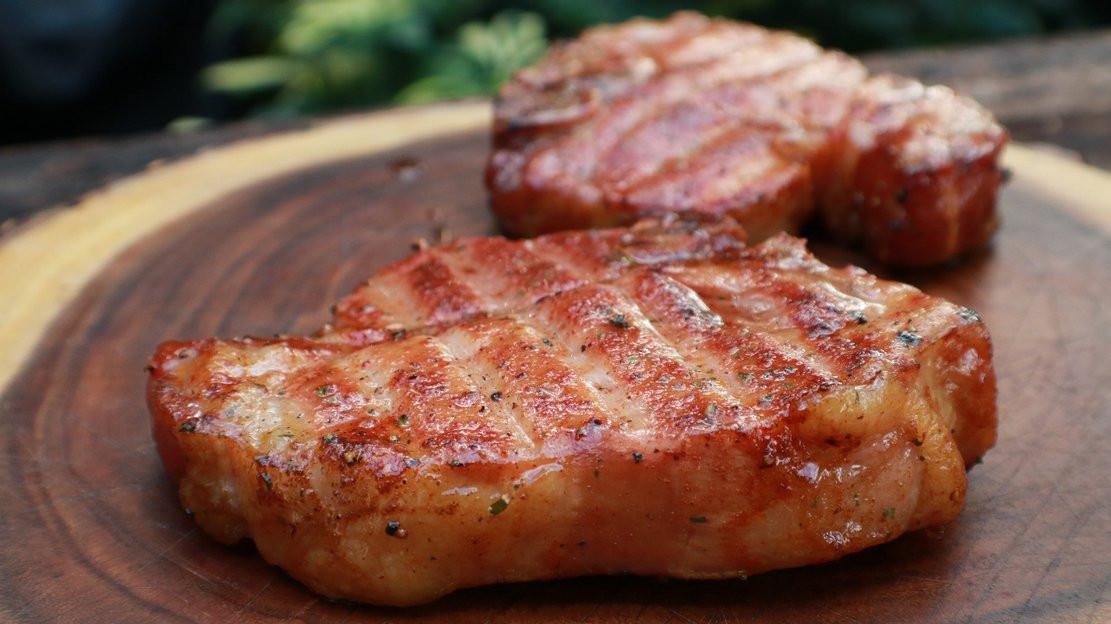 Pellet Grill Pork Chops  Pit Boss Pellet Grill Pork Chop Recipe
