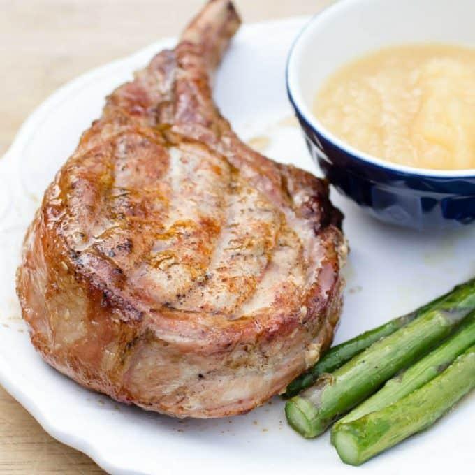 Pellet Grill Pork Chops  Traeger Grilled Pork Chops Whatever You Do