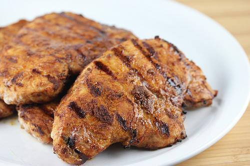 Pellet Grill Pork Chops  Cherry Smoked Pellet Grill Pork Chops Pellet Grill Reviews