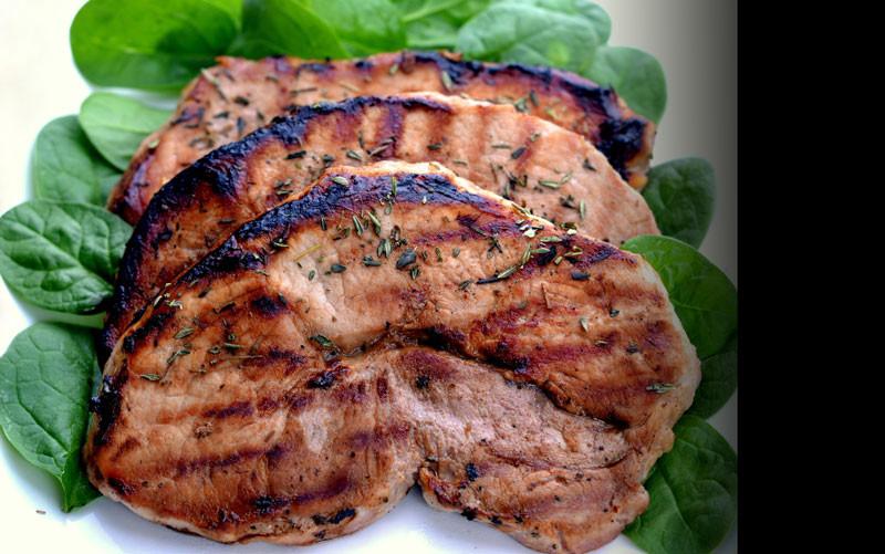 Pellet Grill Pork Chops  Pork Chops 2 Memphis Grills