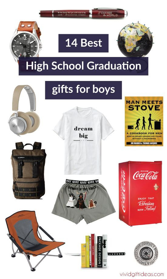 Phd Graduation Gift Ideas For Him  14 High School Graduation Gift Ideas for Boys