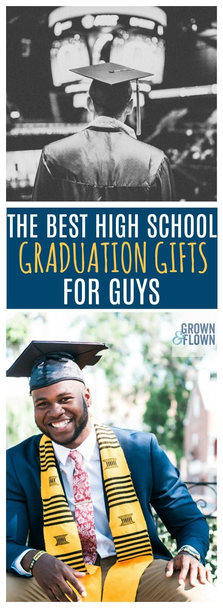 Phd Graduation Gift Ideas For Him  2020 High School Graduation Gifts for Guys They Will Love