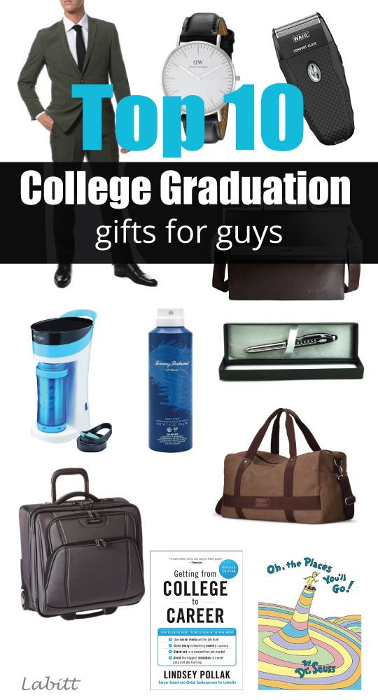 Phd Graduation Gift Ideas For Him  College Graduation Gift Ideas for Guys [Updated 2019