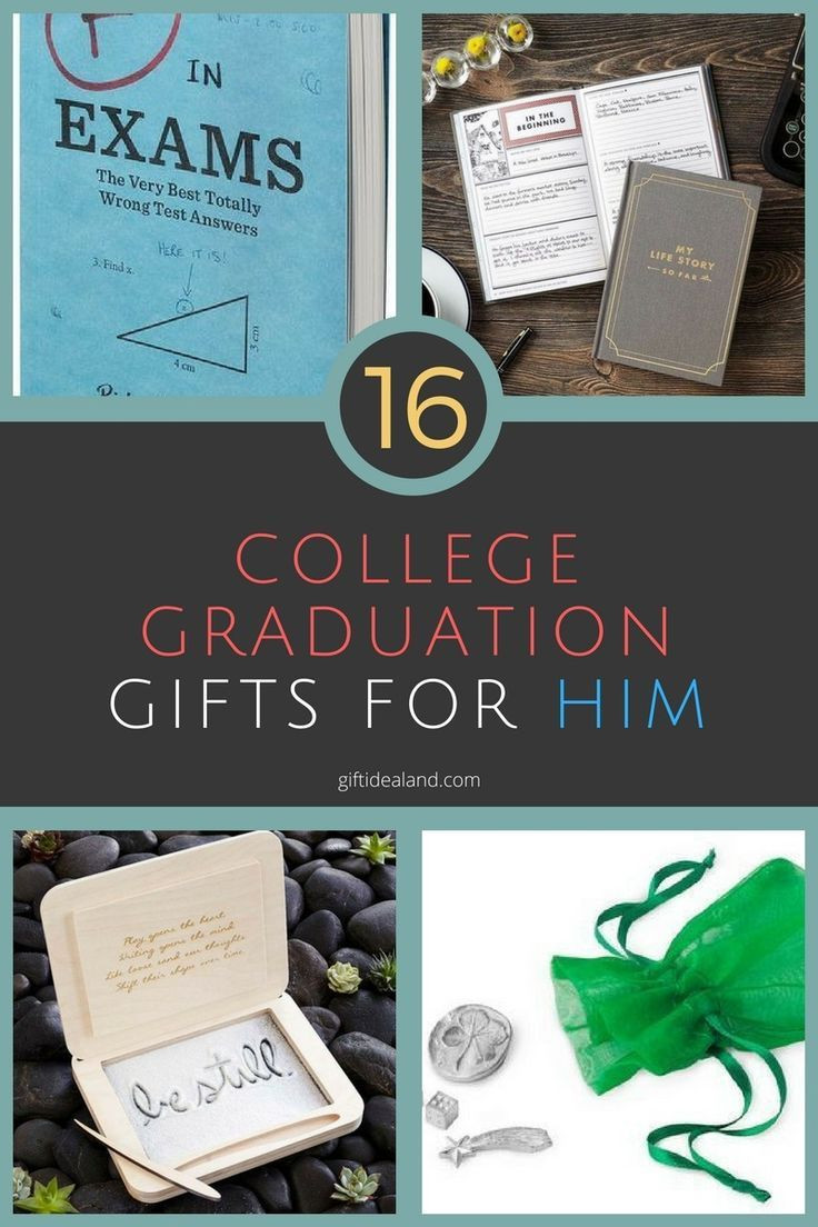 Phd Graduation Gift Ideas For Him  16 Amazing College Graduation Gift Ideas For Him