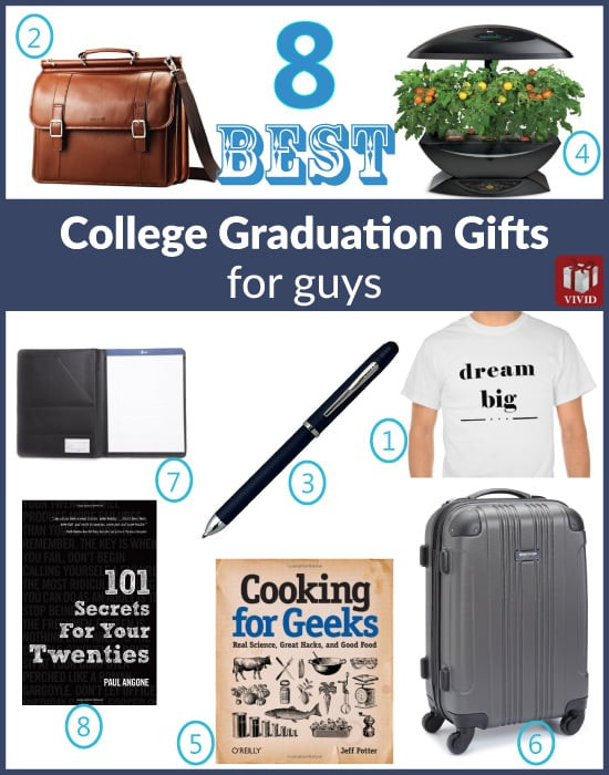 Phd Graduation Gift Ideas For Him  8 Best College Graduation Gift Ideas for Him Vivid s