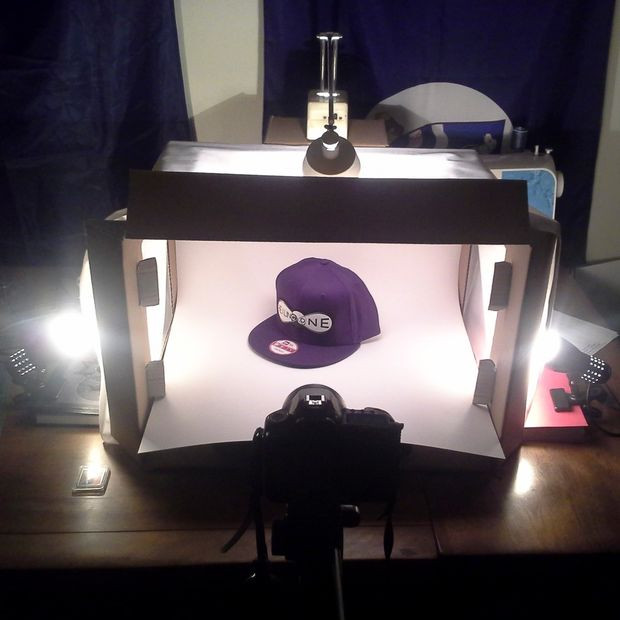 Photo Light Box DIY  DIY graphy Light Box