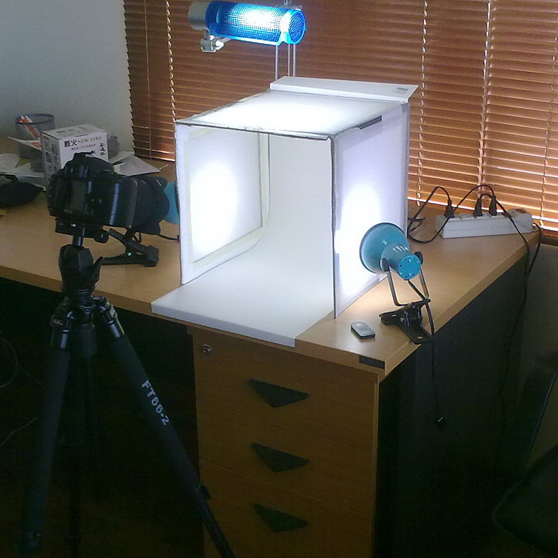 Photo Light Box DIY  File DIY Lightbox