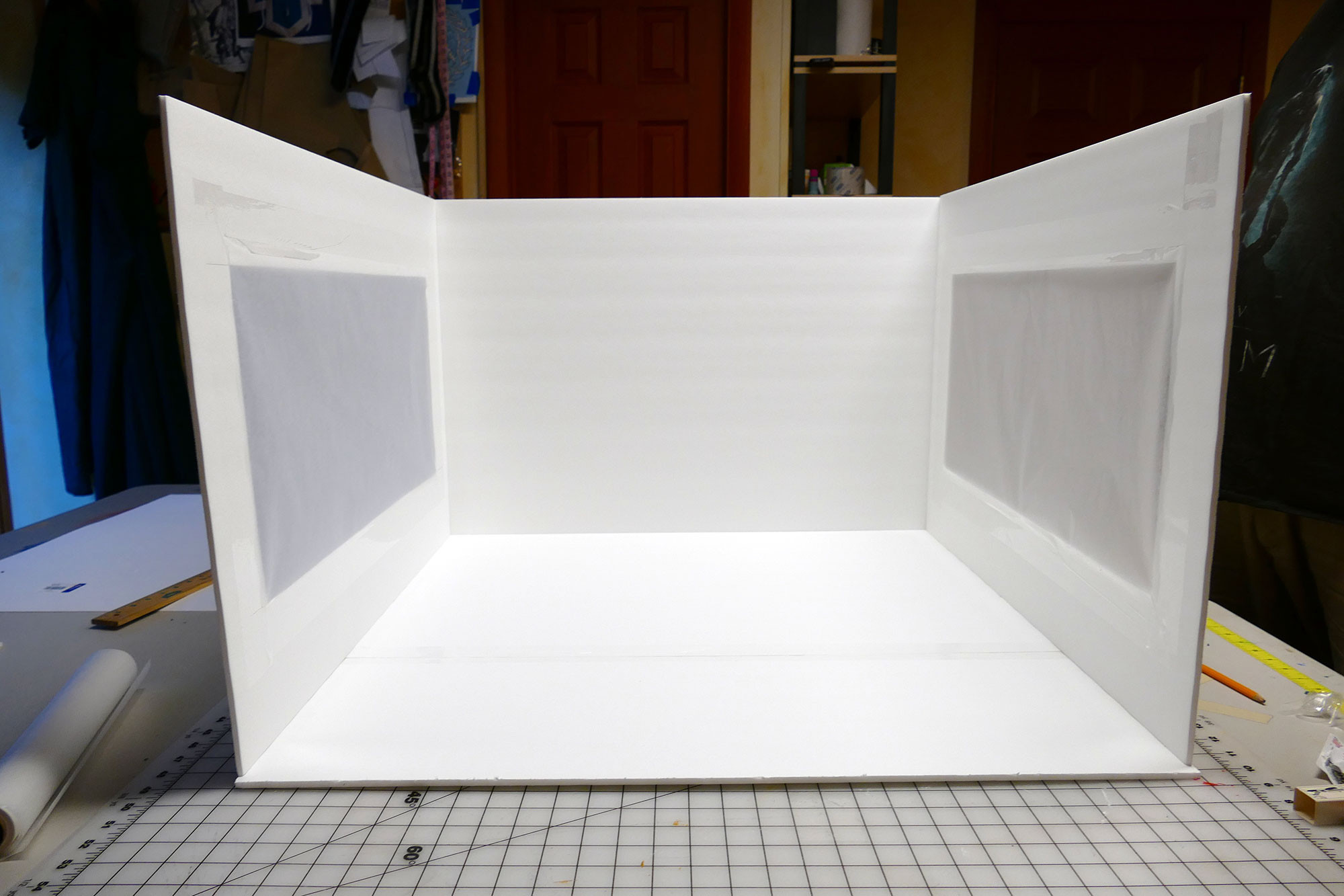 Photo Light Box DIY  DIY Lightbox for Expert s that Wow Step by Step