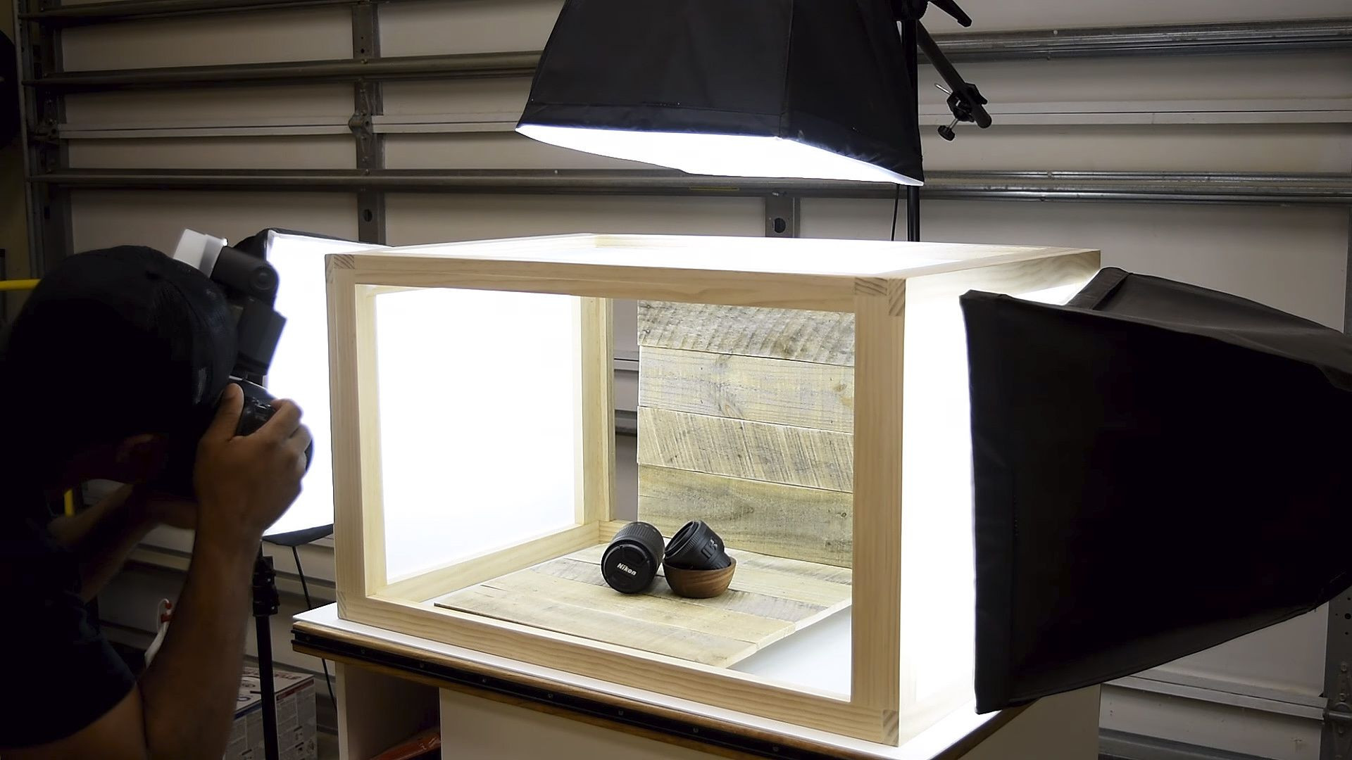 Photo Light Box DIY  How to construct the world s most well built and best